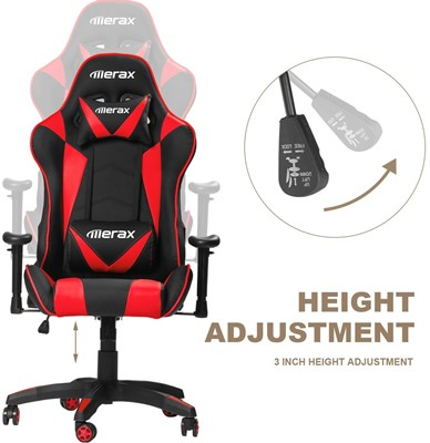 Merax Gaming Chair Review - comfortable gaming chair
