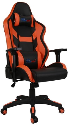 Kinsal Large Size Big and Tall Racing Chair - kinsal gaming chair