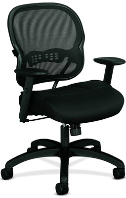 ergonomic office chair for short person