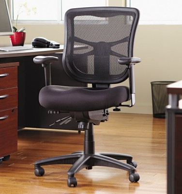 Alera Elusion - best chair for bloggers