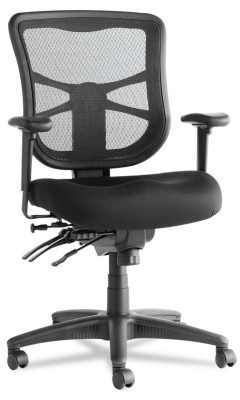 Alera Elusion - office chairs for obese bloggers