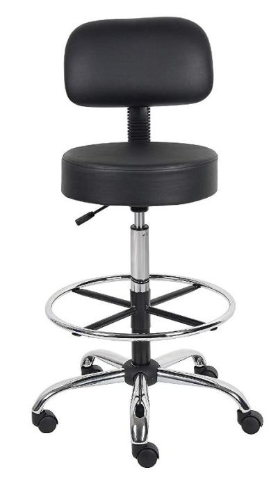 Boss Office Products Best Drafting Chair Reviews for Standing Desk Amazon