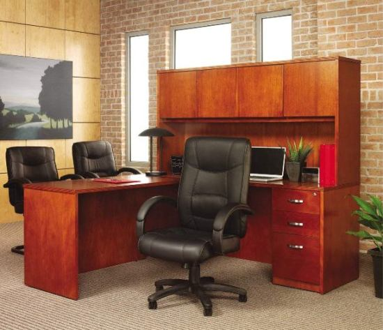 Alera SR41LS10B Strada Series Chair-Top 10 Best Office Chairs Reviews for Tall People Amazon