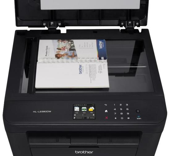 Brother HL-L2380DW Wireless Monochrome Laser Printer Review-Clear Prints