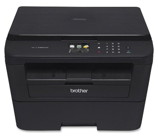 Brother HL-L2380DW Wireless Monochrome Laser Printer Review-First Look