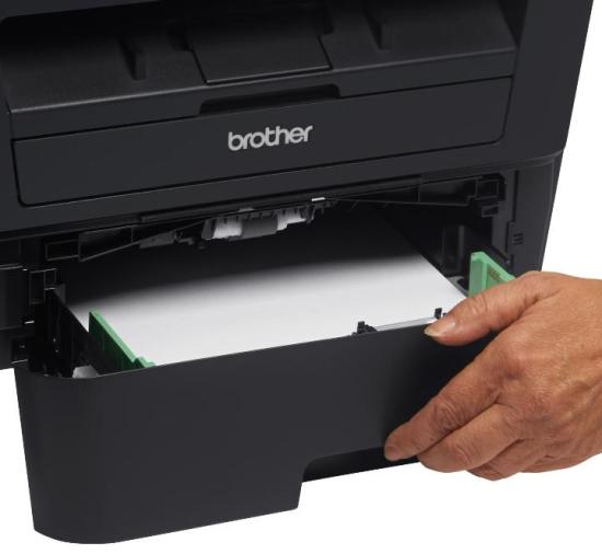 Brother HL-L2380DW Wireless Monochrome Laser Printer Review-Huge Paper Tray