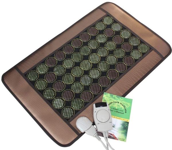HealthyLine Natural Jade Mat-Best Infrared Heating Pad Reviews