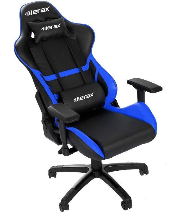 Merax High Back Computer Chair-Top Best Office Chairs Reviews for Tall People
