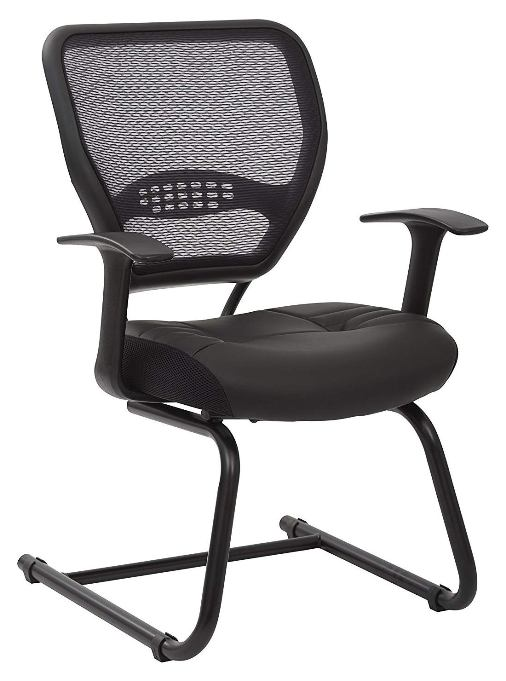 SPACE Seating Professional Visitors Chair-Top 10 Best Visitor Chair Reviews for Office Amazon