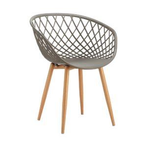 chaise scandinave design et aeree zina