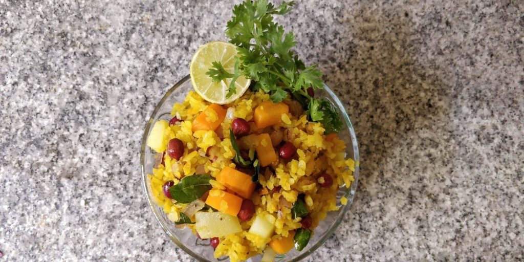 4 types of Delicious Poha | Chirer Poha