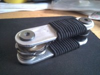 Inaccessible is Accessible: Pocket-Knife/key-holder