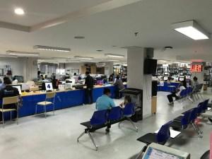 บรรยากาศ ชั้น 3 - สำนักงานประกันสังคมกรุงเทพมหานครพื้นที่ 8