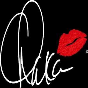 Chaka Khan Logo On-Black 512x512