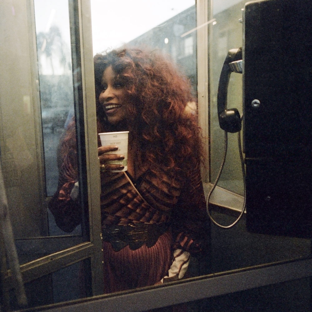 Chaka Khan #HelloHappiness Cover by Renell Medrano 5