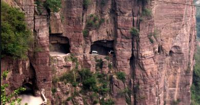 दुनिया की 10 सबसे खतरनाक जानलेवा सड़कें