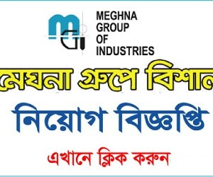 meghna group industries job