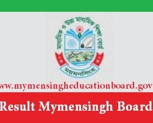 hsc result mymensingh board