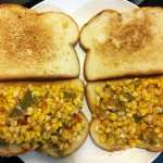 Veg Sandwich | How to Make Easy Veg Sandwich
