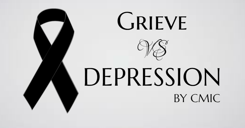 Grief vs Depression