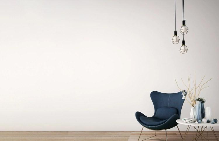 foto de Tiny House por dentro mostrando o minimalismo na decoração