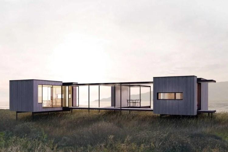 casa pré-moldada em container 4