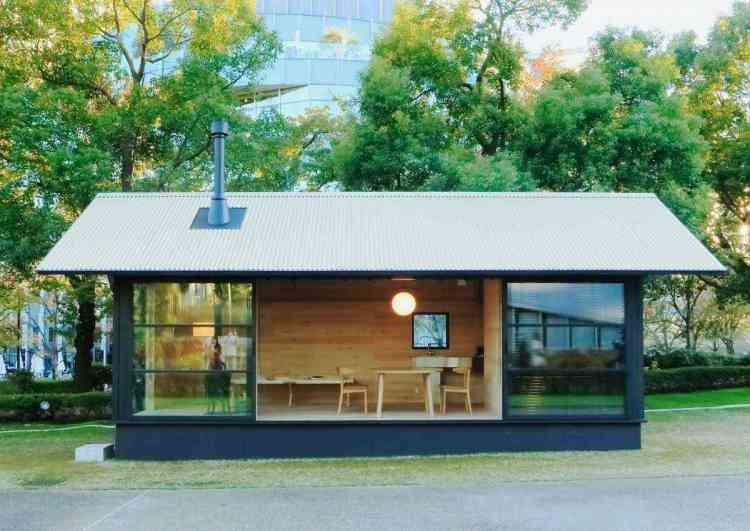 casa pré-moldada em madeira 3