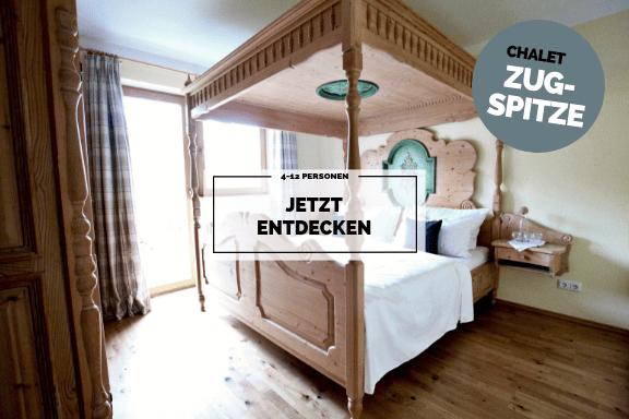 Chalet Melodie Zugspitze Ehrwald