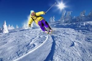 Ski Alpin dans les Laurentide