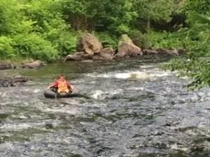 Descente rivière Maskinongé