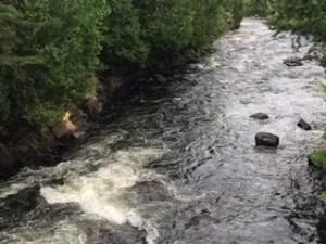 rivière Maskinongé