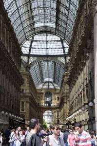 Winkelcentrum Duomo Milaan - Chaletluganomeer.nl