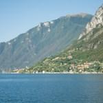 Uitzicht over Luganomeer - Chaletluganomeer.nl