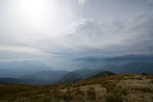 Uitzicht vanaf Monte Lema berg - Zwitserland - Chaletluganomeer.nl