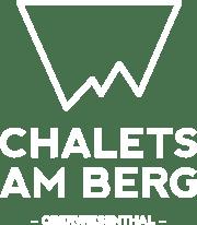 Logo Chalets am Berg weiss