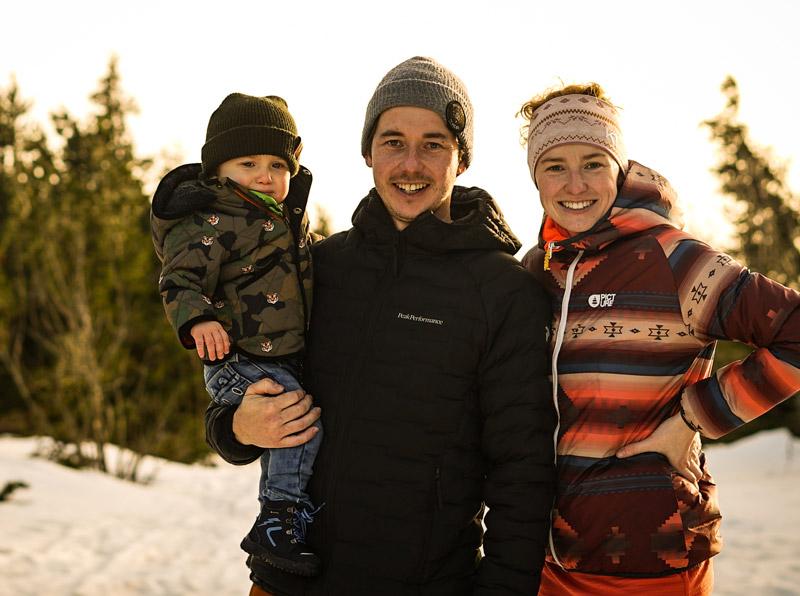 Taavi, Steven & Vanessa - Eure Gastgeber im Chalet Anton