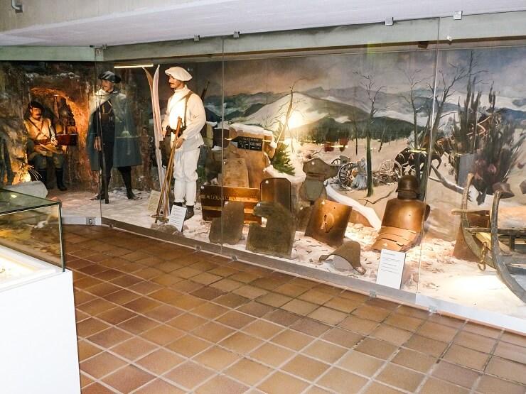 Le Musée du Mémorial du LINGE