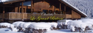 Chalets le grand balcon, location hivers, les houches