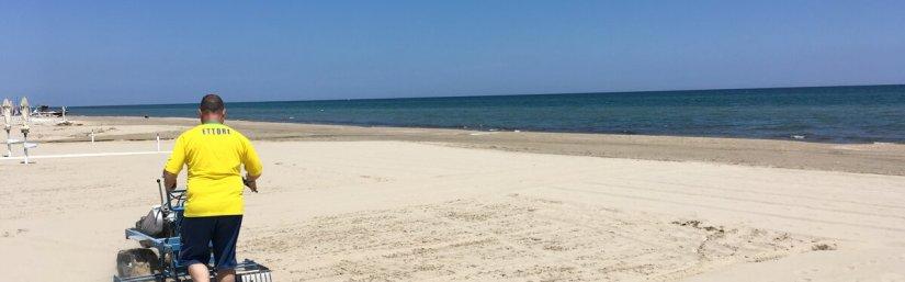 Riapertura spiagge Tortoreto: Protocolli anti-Covid saranno gli stessi dell'estate 2020