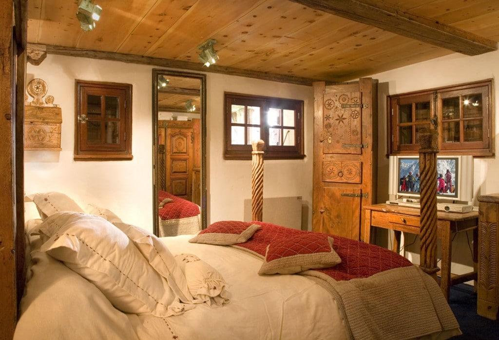 Chambre Jacuzzi Montagne