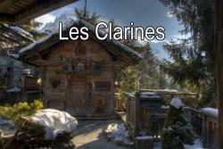 Location chalets Chamonix insolites, de caractère et de charme - Les Clarines