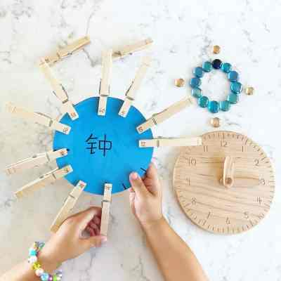 Teach Kids Time with Simple, Hands-On Clock Activities