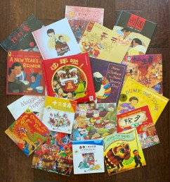 20 Chinese New Year Books for Kids in Chinese and English! • CHALK [ 1000 x 1000 Pixel ]