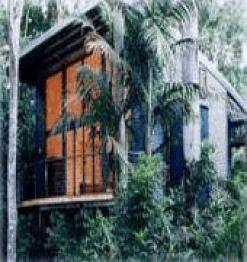pethers rainforest retreat Gold Coast travel guide