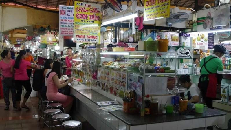 Ben thahn market shops