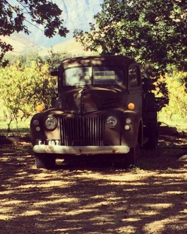 1940's ford picture of the day