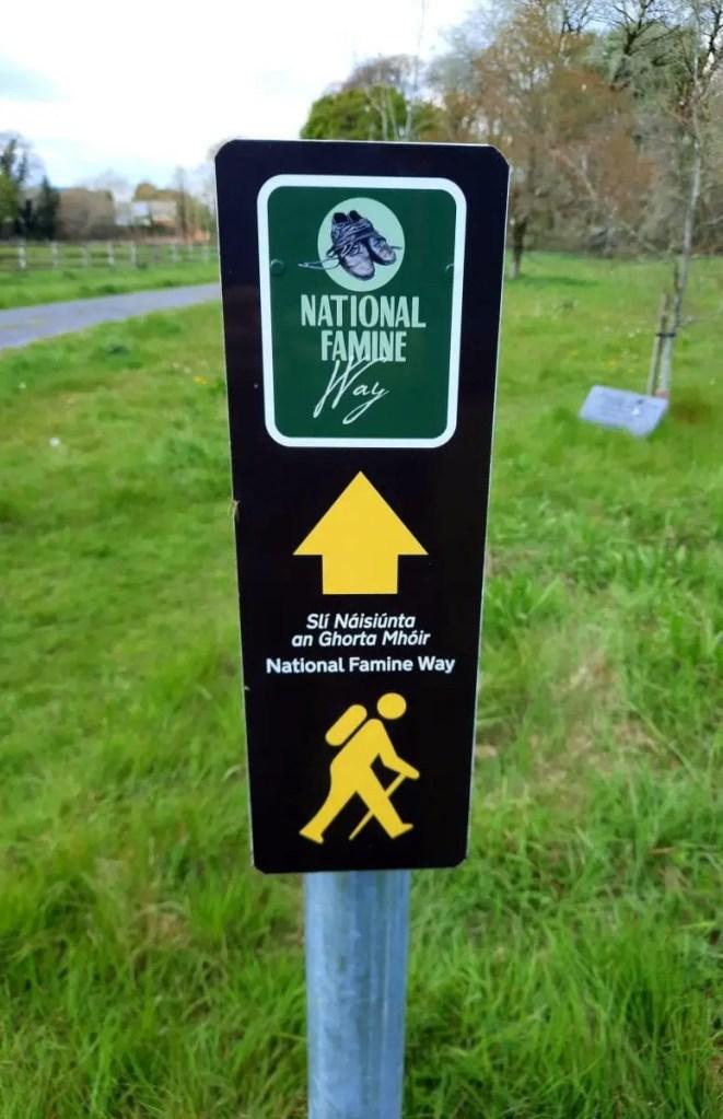 Famine Way Roscommon