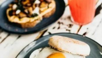 Elk breakfast