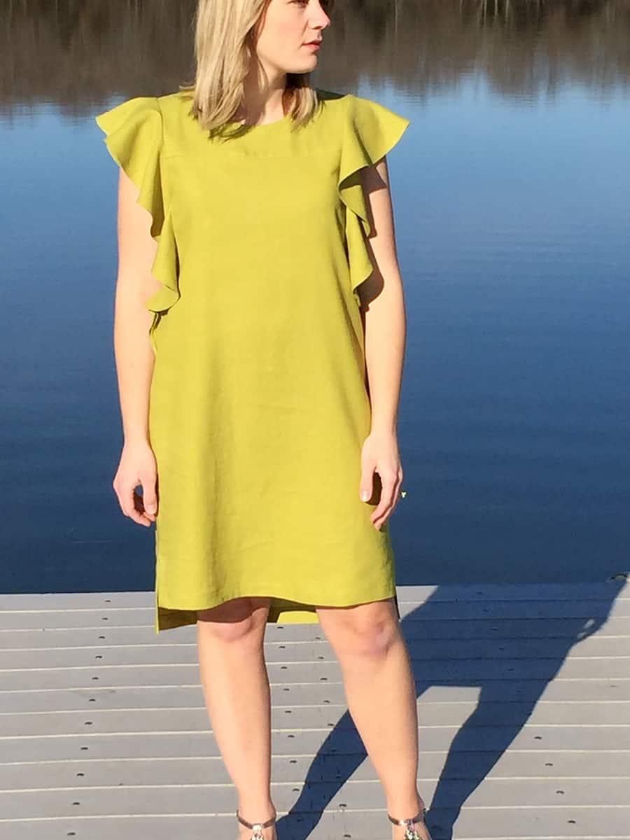Women's Farrah Blouse & Dress – Chalk and Notch