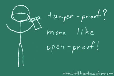 tamper-proof